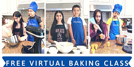 Chocolate Chip Muffins Free Virtual Baking Session  Kids & Teens tickets