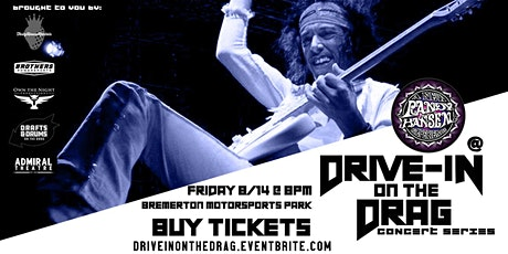 RANDY HANSEN :: Drive-In on the Drag tickets