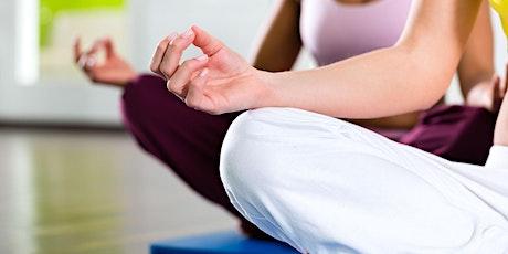 Yoga Wohlfühltag Tickets