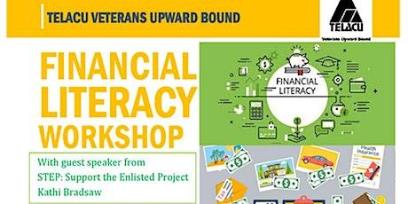 Financial Literacy Workshop - TELACU Veterans Upward Bound tickets