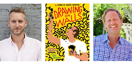 Virtual Launch of Drawing on Walls: A Story of Keith Haring tickets