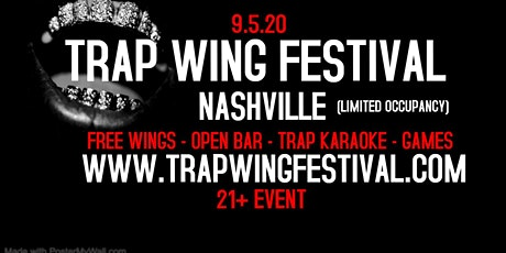Trap Wing Festival Nashville tickets