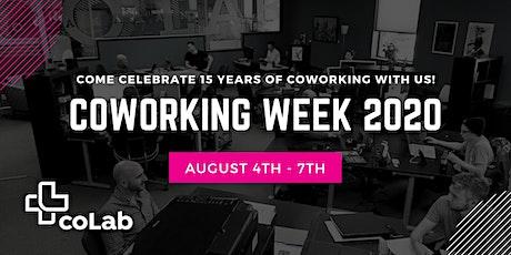 Coworking Week 2020 (International Coworking Day Celebration) tickets
