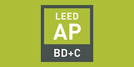 LEED BD+C Exam Preparation | Green Building Training Program tickets