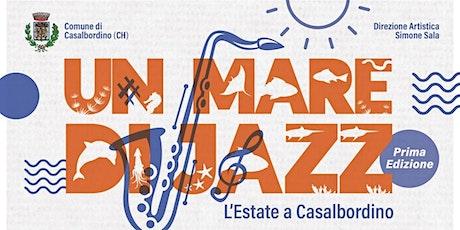 Un Mare di Jazz - Flavio Boltro Double Drums Show biglietti