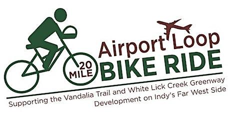 Airport Loop Bike Ride tickets