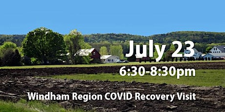 Windham Region COVID-19 Recovery Visit: Recovery to Renewal and Resilience tickets