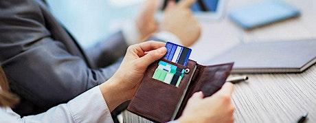 Curso de Estratégias para Análise e Concessão de Crédito – Online – ao vivo ingressos