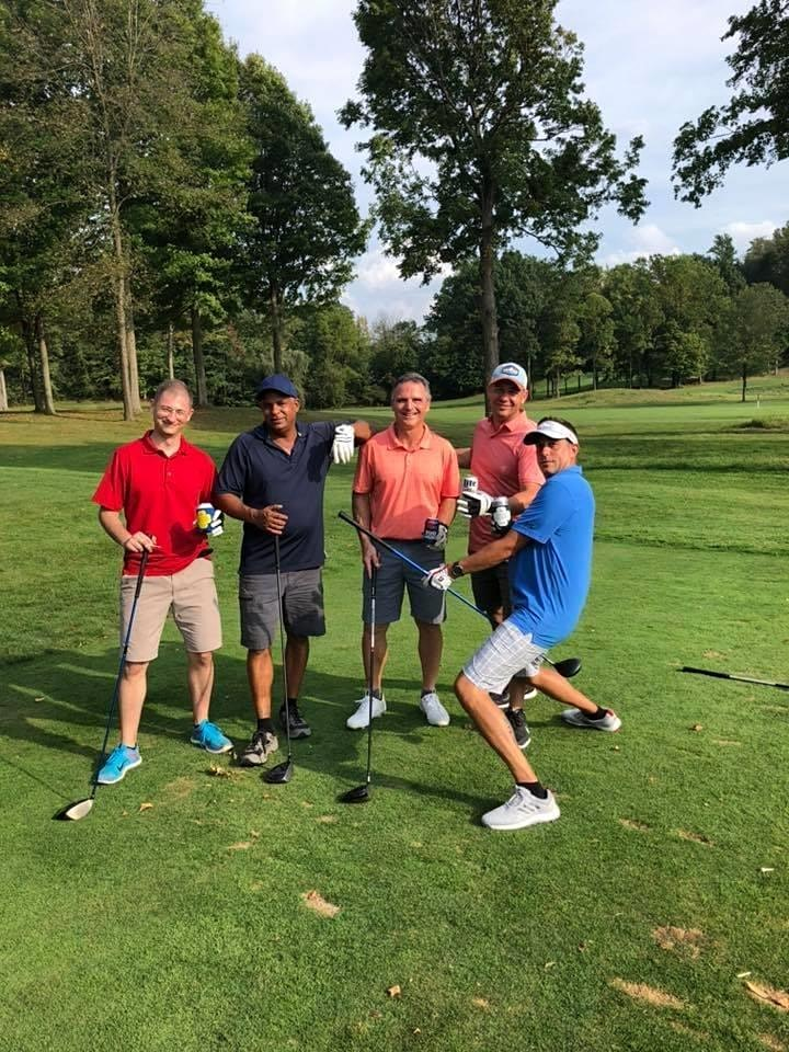 The 4th Annual Four Leaf Clover Golf Outing image