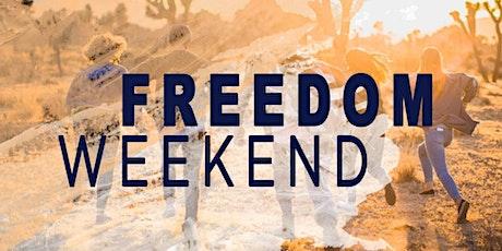 Freedom Week Fall 2020 tickets