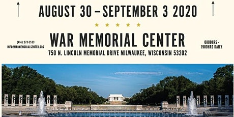 Traveling WWII Memorial tickets