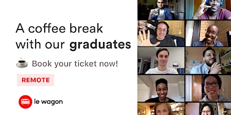 Networking event to meet our graduates : Special for recruiters & founders entradas