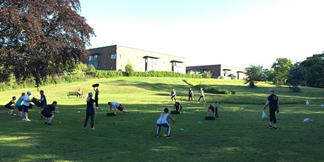 FitLab Outdoor Bootcamp tickets