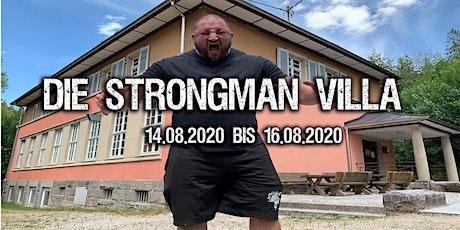 Die Strongman Villa billets