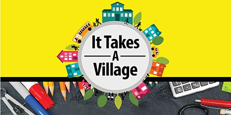 6TH ANNUAL IT TAKES A VILLAGE tickets