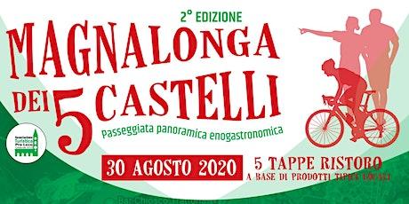 Magnalonga dei 5 Castelli 2020 biglietti