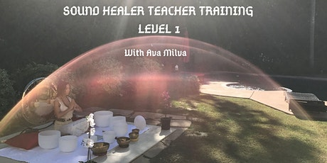 Sound Healer Online Teacher Training Level 1 tickets