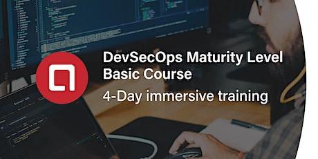 DevSecOps Maturity Level Basic Course entradas