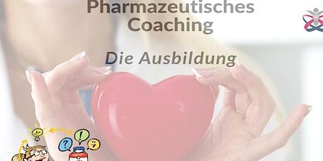 Zertifikats-Ausbildung zum Pharmazeutischen Coach 2021-1 Tickets