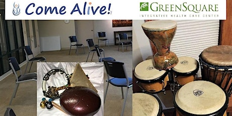 Community Drum Jam - 3rd Monday - COVID safe gathering - Feel the Rhythm! tickets