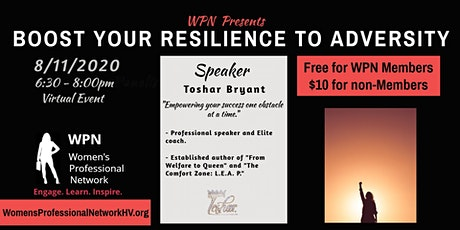 Boost Your Resilience to Adversity tickets