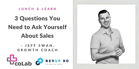 Lunch & Learn: 3 Questions You Need to Ask Yourself About Sale tickets