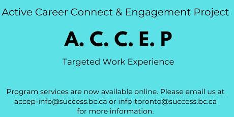 A.C.C.E.P. Online Information Session tickets