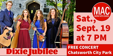 Dixie Jubilee in Concert tickets