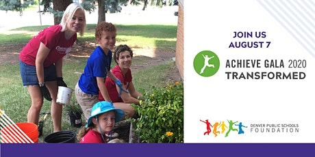 Achieve Gala Transformed – Rebuilding Our Community Together  (Manual) tickets