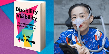 Disability Book Series: A Conversation with Alice Wong tickets