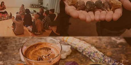 Maca and Cacao Ceremony and Workshop - Connecting with Sacred Incan Plants tickets