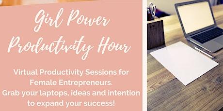 Female Entrepreneur Collaborative Power Hour tickets
