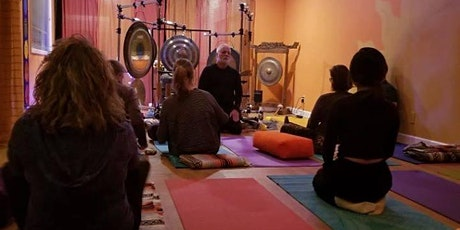 Gong Journeys at Sun Yoga tickets