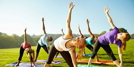 Yoga in the lawn tickets