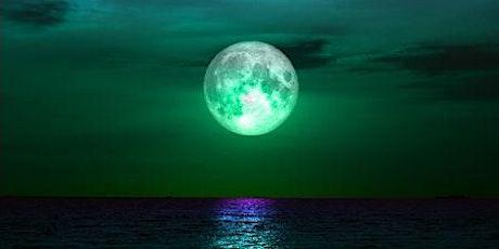 August Full moon meditation plus 21 day gratitude challenge tickets