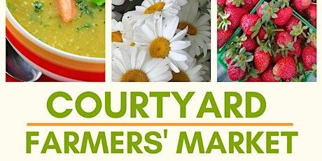 Courtyard Farmers' Market tickets