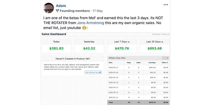 Live Workshop  - Where I Show How I Make Money $10K Per Month in 22 days image