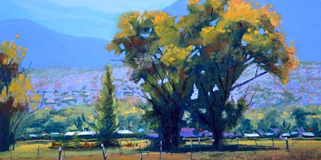 Plein Air Painting Workshop - Let's Paint Taos Landscapes - 2020 tickets