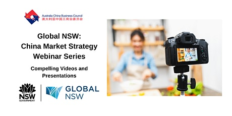 Global NSW- Virtual Showcasing for the China Market tickets