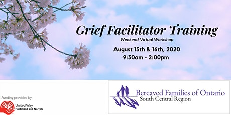Grief Facilitator Training Workshop tickets