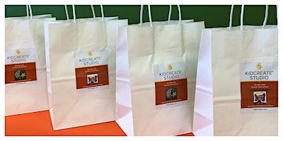 Kidcreate Studio Do-At-Home Art Kits Library