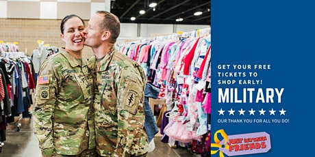 1st Responders & Military Families Pre Sale Pass tickets