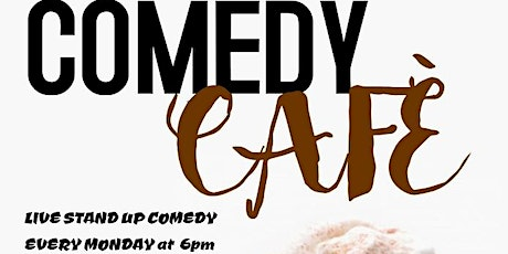 Comedy Cafe tickets