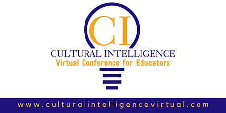 Cultural Intelligence Virtual Conference for Educators tickets