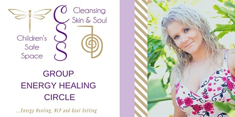 Group Energy Healing Circle tickets