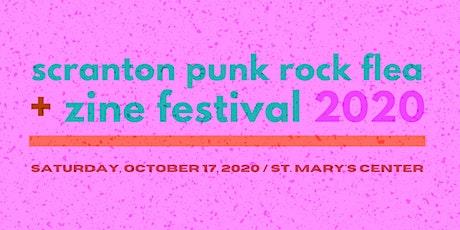 Scranton Punk Rock Flea & Zinefest 2020 tickets
