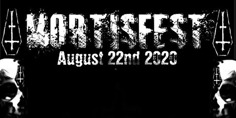MortisFest tickets