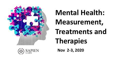 Virtual Symposium on Mental Health: Measurement, Treatments and Therapies tickets