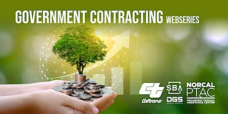 Finding Contracting Opportunities  | Government Contracting Web Series tickets