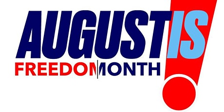 Freedom Month Celebration! tickets